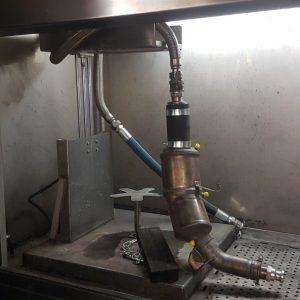 Oczyszczanie filtra cząstek stałych DPF,FAP,KAT,SCR