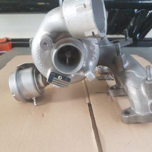 Turbosprężarka audi,seat,skoda silnik bls