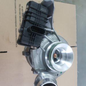 Turbosprężarka BMW 2.0 D Nowa